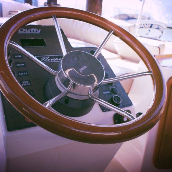 Boat Stering