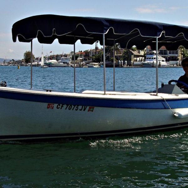 Newport Beach Electric Boat Rentals
