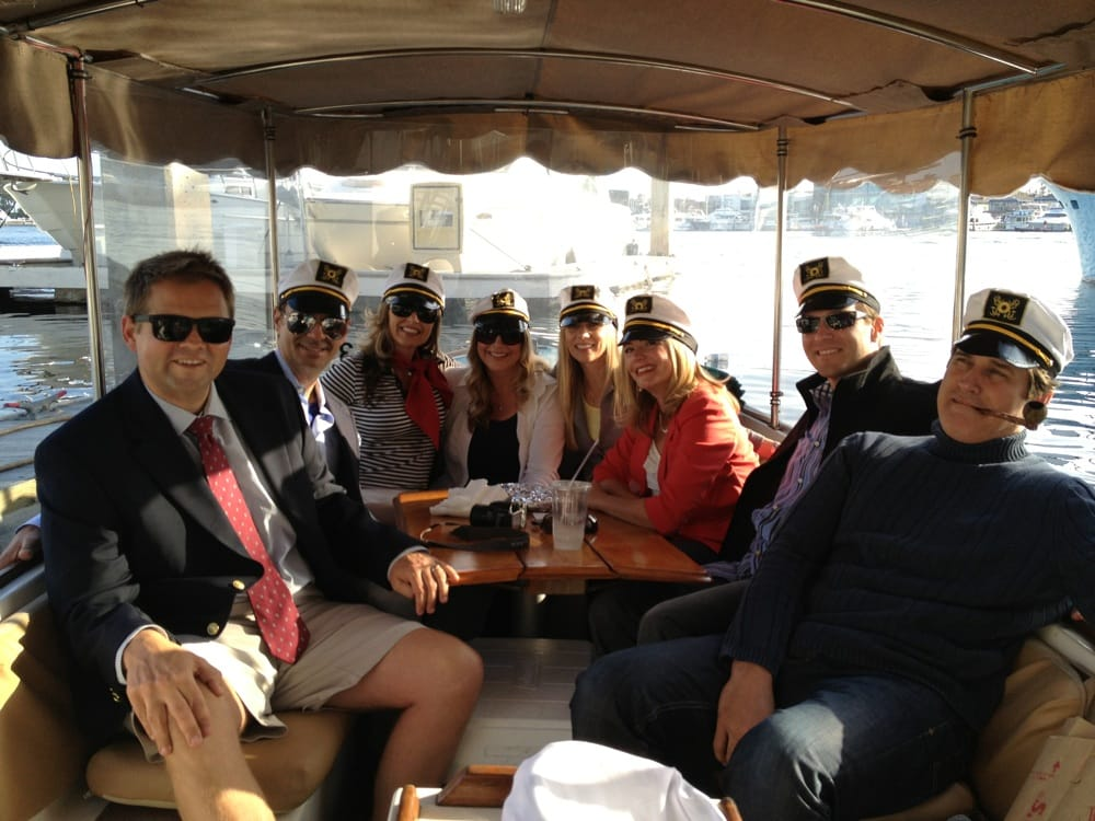 How Many People Can Sit in a Single Rented Electric Boat?